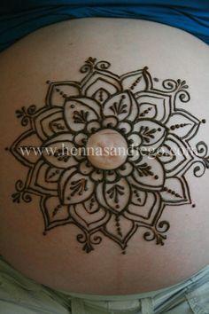 Maternity Henna