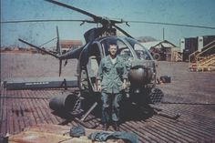 "The ""OH-6G"" was the creation of the Maintenance Section of ""The Real Cav"", B Troop 7/17th Air CavalrySquadron, which was stationed near Pleiku in early 1972."