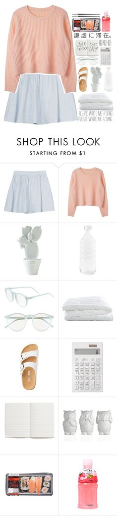 """""""138. be humble"""" by trxndsplash ❤ liked on Polyvore featuring Joie, canvas, Wildfox, Crate and Barrel, Muji, Madewell and Christofle"""