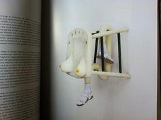 ROBERT GOBER http://www.widewalls.ch/artist/robert-gober/ #RobertGober #contemporaryart #sculptures