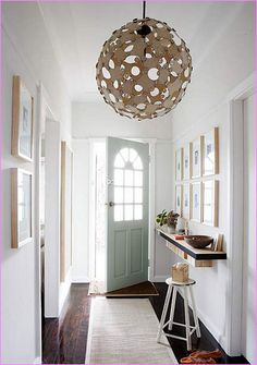 Small Foyer Lighting Ideas