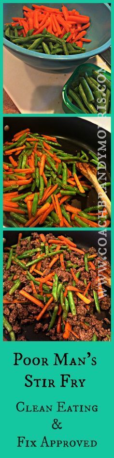 This is Healthy Recipe that is 21 Day Fix approved. So if you're looking for a quick, easy, and satisfying Stir Fry, here ya go!