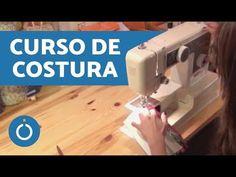 1. CURSO ONLINE APRENDE A COSER A MÁQUINA: PARTES de la MAQUINA DE COSER - YouTube