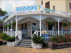 Scoops Old Fashioned Ice Cream Gulf Shores