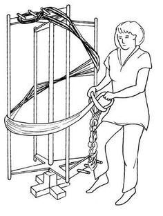 Clothes Hanger, Weaving, Hand Crafts, Coat Hanger, Clothes Hangers, Loom Weaving, Crocheting, Knitting, Hand Spinning