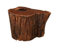 Phillips Collection Makha Wood Stool