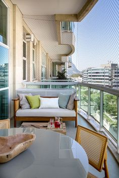 22 balcony decoration ideas for your apartment or home 2 Apartment Interior, Apartment Design, Aluminium Doors, Rustic Bedding, Balcony Design, Home Decor Furniture, Home Crafts, Diy Crafts, Interior And Exterior