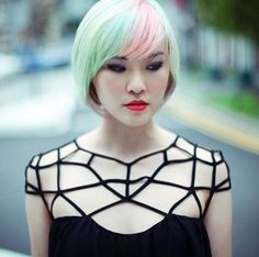Instagram Insta-glam: Pastel Hair   | StyleCaster