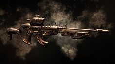 Weapon Modeling, Albert Valls Punsich on ArtStation at https://www.artstation.com/artwork/weapon-modeling