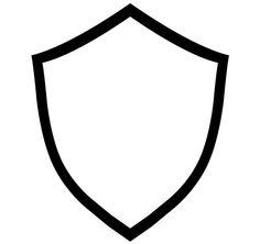 Vector Shield Shield Vector, Shield Logo, Black Background Images, Logo Background, Logo Desing, Vector Design, Beard Logo, Shield Design, Business Powerpoint Presentation