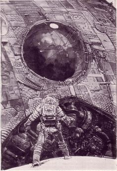 IMAGE(I)NARTE: el arte de la imaginación: MOEBIUS: DE AQUÍ A LA ETERNIDAD