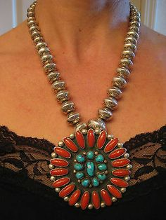 -*-*-259 turquoise necklace