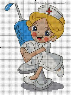 VK is the largest European social network with more than 100 million active users. Beaded Cross Stitch, Cross Stitch Baby, Cross Stitch Embroidery, Cross Stitch Designs, Cross Stitch Patterns, Pixel Art, Cute Nurse, Christmas Cross, Plastic Canvas Patterns