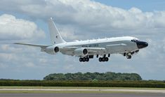 """Royal Air Force Boeing RC-135W """"Rivet Joint"""""""