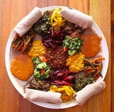 5 Reasons why you should eat Ethiopian Food