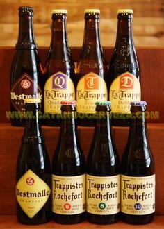 El pack con la mejor cerveza trapista belga que te lleva a casa la mejor tienda online de cerveza, el mejor regalo para los  bebedores de cerveza mas exigentes.
