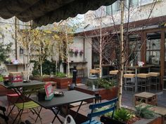 Saturdays and Sundays from am - pm Brunches, Outdoor Seating, Madrid, Garden, Plants, Garten, Flora, Plant, Lawn And Garden