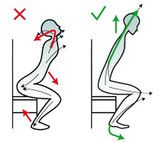 Using the Alexander Technique will help you to learn better ways to perform everyday actions whilst maintaining an improved posture.