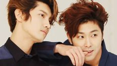 'Grazia' releases video of TVXQ's photo shoot for February issue | allkpop