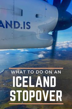 """Commonly known as """"The Land of Fire and Ice,"""" see what Iceland's allure is all about with this guide on what to do on an Iceland stopover. Iceland Travel Tips, Europe Travel Tips, European Travel, Travel Guides, Iceland With Kids, See The Northern Lights, Europe Destinations, Travel Couple, Cool Places To Visit"""