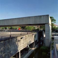Museu Brasileiro da Escultura (MuBE), São Paulo, Brasil | Pedro Kok