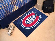 Montreal Canadiens Starter Rug/Carpet Welcome/Door/Bath Mat
