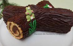 Tort Buturuga - Bunătăți din bucătăria Gicuței Desserts, Tailgate Desserts, Deserts, Postres, Dessert, Plated Desserts