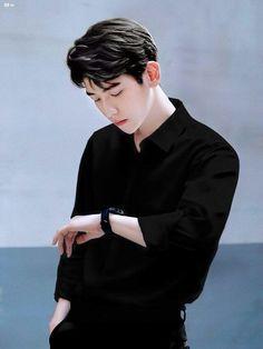 ~ ..U R beautiful like  ~ in the ☁ ~ #exo #baekhyun