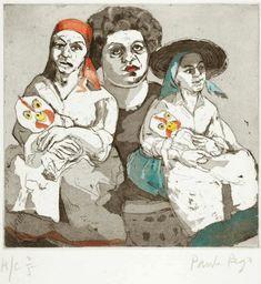 Paula Rego (Born - The Woman Gallery Paula Rego Art, Tam O' Shanter, Galleries In London, Sculpture, Figure Painting, Contemporary Paintings, Van Gogh, Fine Art, Gallery