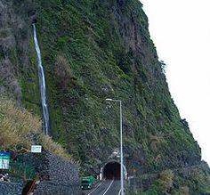Cascata do Véu da Noiva – Madeira