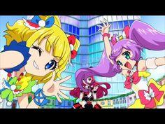 Pripara Movie: Let's Go! Pri☆Paris! Opening. - YouTube