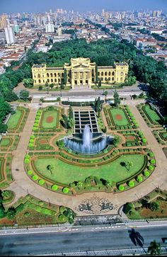 Ipiranga museum, Sao Paulo, Brazil Multi City World Travel Brazil Amazing discounts - up to 80% off Compare prices on 100's of Travel Motel And Flight booking sites at once