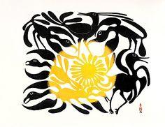 CHAUDRON: Inuit Prints