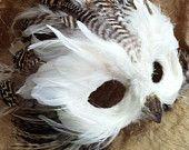 Future costume idea? Snowy Owl