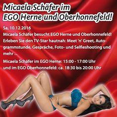 Für alle Autogrammjäger - Micaela Schäfer kommt nach EGO Herne und EGO Oberhonnefeld. Meet'n'Greet, Selfies und Autogramme - der Superstar exklusiv zum Anfassen! #ego #erotikshop #sexshop #micaelaschäfer #hotgirls #erotik #sex #autpgramme