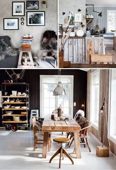 Norwegian Modern Ski Cabin | Cozy Winter Cabins