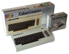 Commodore VIC 20 - My first computer. I learned BASIC with it and programmed the crap out of the little $#|+. 8 bits. 3 (three!) Kb. of memory (think about that... Even the shortest Excel spreadsheet you save is 20 Kb.) I remember my dad buying me a HUGE, THICK and VERY expensive book on how to program it. I learned how to do 8-bit graphics thanks to that book. And I would be 12 at the time...