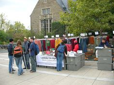 Cornell (Omicron) Chapter News  The chapter held its annual clothing sale to benefit the National Alliance for the Mentally Ill of the Finger Lakes on October 17-20, 2005.  The fundraising event sold name-brand clothing such as Abercrombie and Fitch, Kohl's is having a great spring  Price Cutbacks time and you can get in on all the fun and the great Price Reductions. To mark this savings event Kohl's is offering