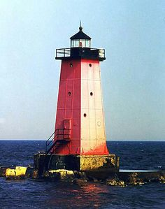 Manistique Lighthouse U.P, MI