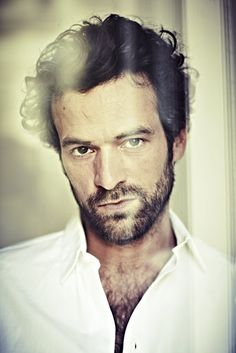 Romain Duris By Marcel Hartmann