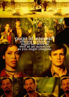 I cant believe that they ended firefly after one season!