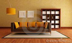Google Image Result for http://www.dreamstime.com/brown-and-orange-living-room-thumb13153381.jpg
