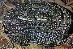 Australian Diamond Python