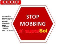 Campaña prevención Acoso Laboral Supersol