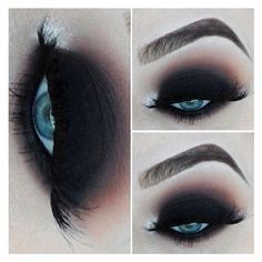 Motives Pressed Eye Shadow ❤ liked on Polyvore featuring beauty products, makeup, eye makeup and eyeshadow