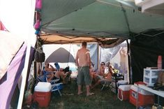 How to have an organized camp site at Bonnaroo music and arts festival AND the ultimate packing list | The-Organizing Boutique.com