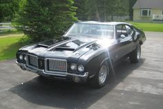 My 72' Olds 442