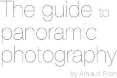 Guide de la panoramic photography