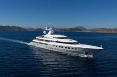 AXIOMA yacht for charter