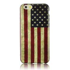iPhone 6 Plus/6s Plus case American flag TPU For iPhone 6 Plus and iPhone 6s Plus New vintage American flag soft TPU case for iPhone 6 Plus/6s plus. Accessories Phone Cases